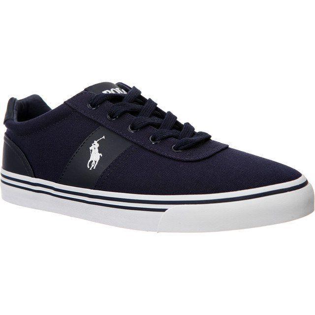 Trampki Meskie Poloralphlauren Niebieskie Canvas Hanford Ne 816176919899 Polo Ralph Lauren Polo Ralph Lauren Sneakers Underarmor Sneaker