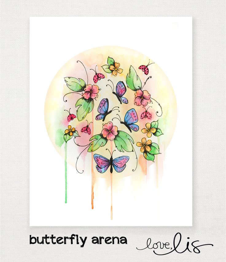 * butterfly arena * - Love Lis NZ