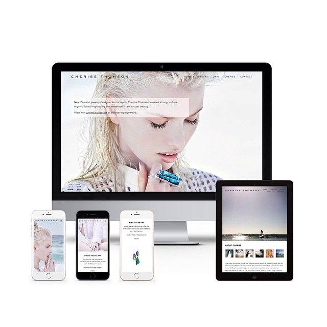 My brand new website is live! Love to hear what you think. cherisethomson.com #cherisethomson #oneofakind #designerjewelry #luxury #finejewelry #designer #sculptor #newzealand