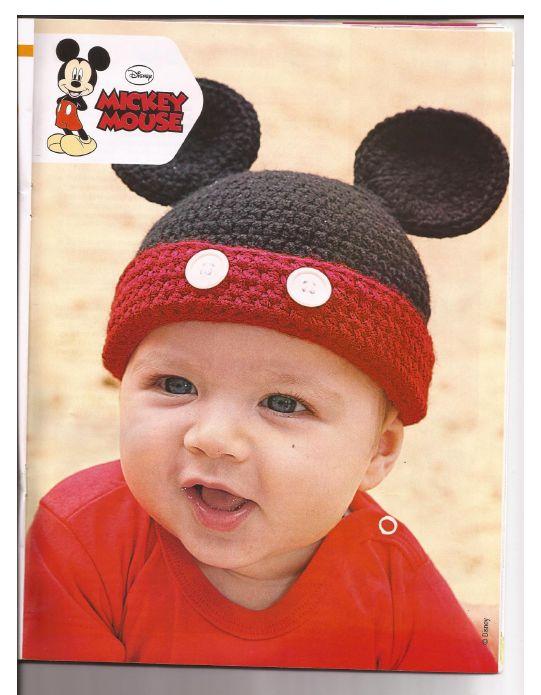 Tutotial: Como hacer gorros en crochet para niños