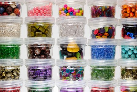 Bead Organizing Ideas | ... ideas to organize your craft and scrapbooking supplies so you can find