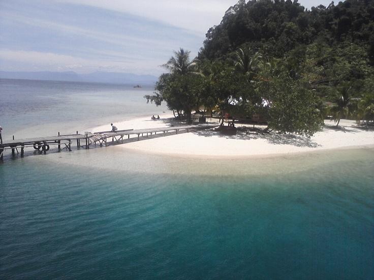 Pulau Pasir, Sibolga - North Sumatera