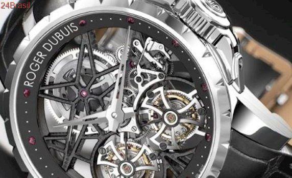 Top 10 relógios masculinos mais caros do mundo