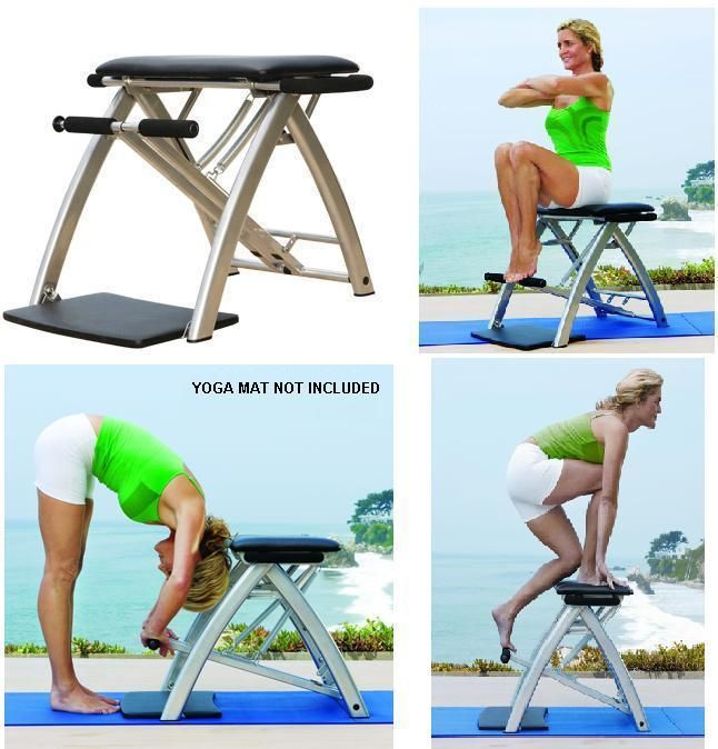 I LOVE my Malibu Pilates chair