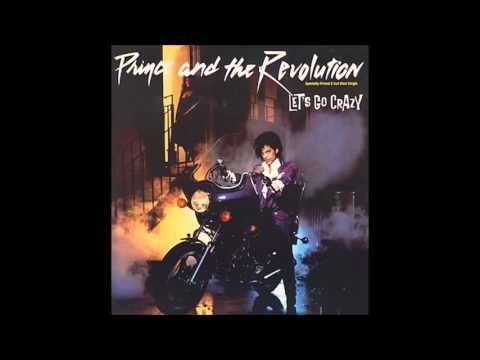 Prince And The Revolution - Let's Go Crazy - YouTube
