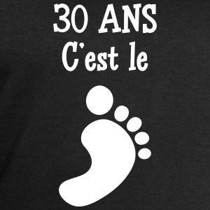 30 ans c'est le pied ! Tee shirts - Sweat-shirt Homme Stanley & Stella