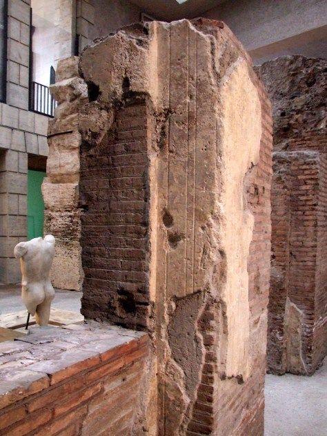 Ausgrabung des Stadions des Domitian, Piazza Navona