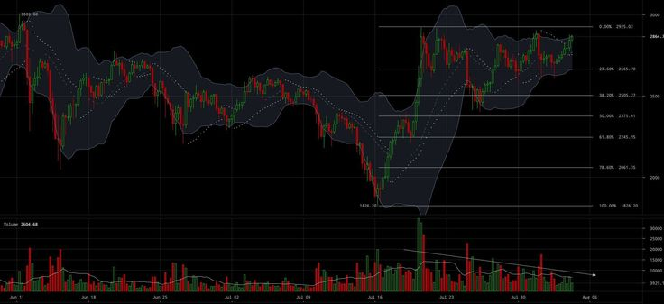Bitcoin Price Analysis: BTC Markets Anemic After Initial BCH Trading - As discussed in the previous BTC-USD market analysis, the market has begun to test and retest known support and resistance lines on both the macro and micro levels. Since finding its local bottom around $1,800, BTC-USD has paved a fairly clean schematic of support and resistance levels along the... - https://thebitcoinnews.com/bitcoin-price-analysis-btc-markets-anemic-after-initial-bch-trading/
