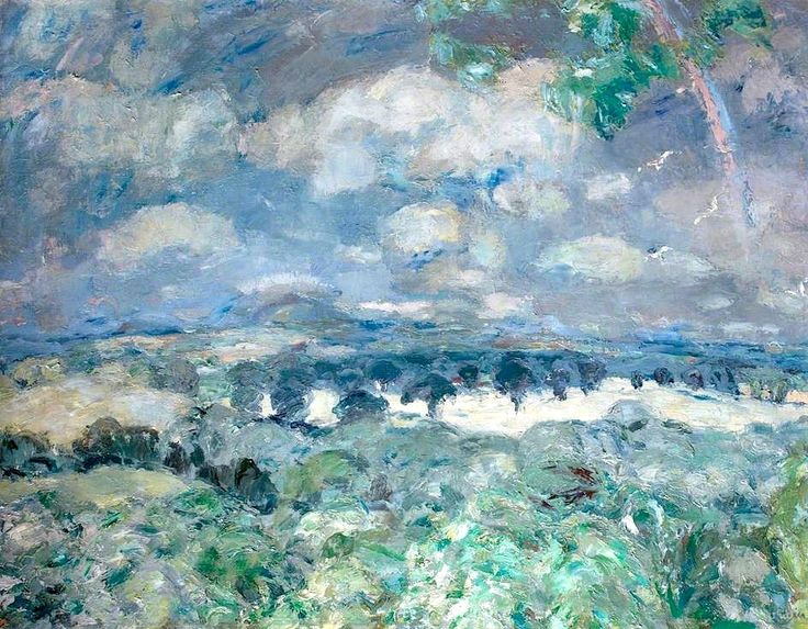 Arniston Woods, Midlothian by William George Gillies