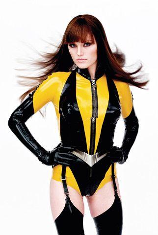 Malin Akerman as Silk Spectre from Watchmen