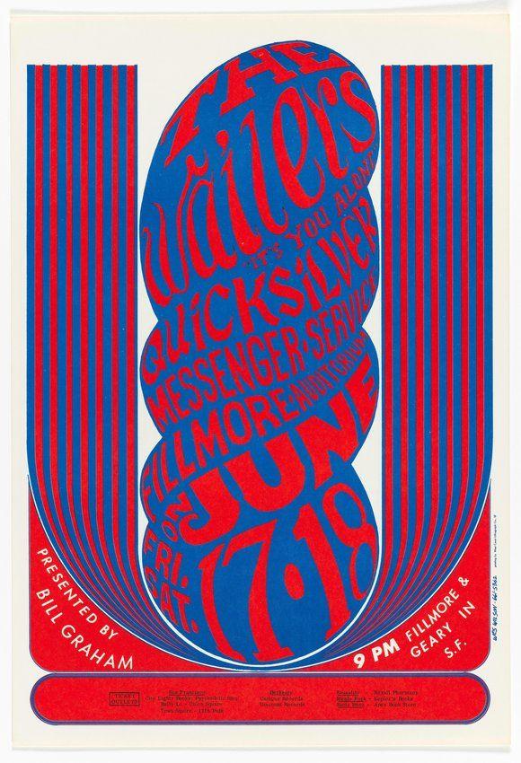 image of 'Wailers, Quicksilver Messenger Service; Fillmore Auditorium, June 17-18, 1966'