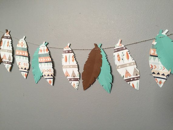 Hey, I found this really awesome Etsy listing at https://www.etsy.com/listing/255642701/tribal-banner-tribal-baby-shower-tribal