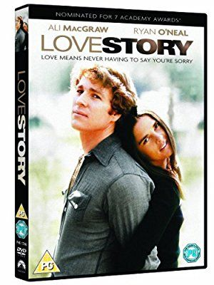 Love Story [DVD] [1970]: Amazon.co.uk: Ryan O'Neal, Ali MacGraw, John Marley, Ray Milland, Russell Nype, Arthur Hiller: DVD & Blu-ray