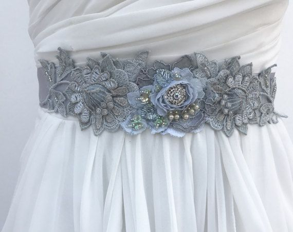 Funky Vintage Wedding Dress Sashes Belts Pictures - Wedding Dresses ...
