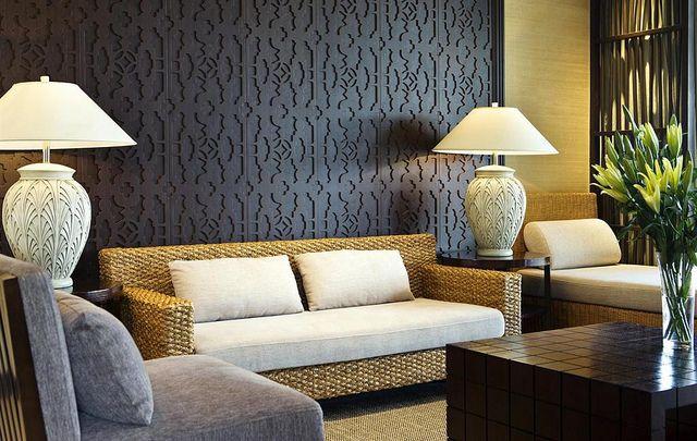 Le Meridien Shimei Bay Beach Resort & Spa—Duplex Villa Living Room | Flickr – 相片分享!