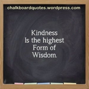 brotherly love quotes   Kindness   Chalkboard Quotes