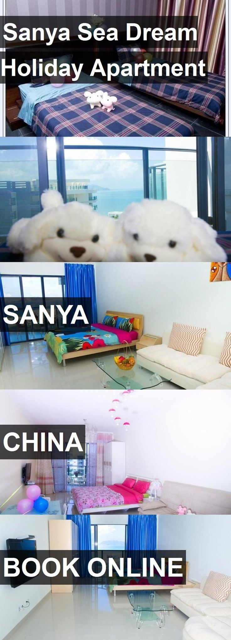 Hotel Sanya Sea Dream Holiday Apartment in Sanya, China. For more information, photos, reviews and best prices please follow the link. #China #Sanya #SanyaSeaDreamHolidayApartment #hotel #travel #vacation