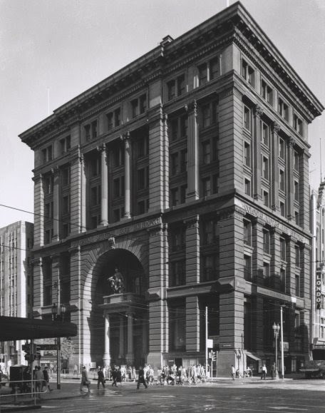 The Colonial Mutual Life Building (Demolished)
