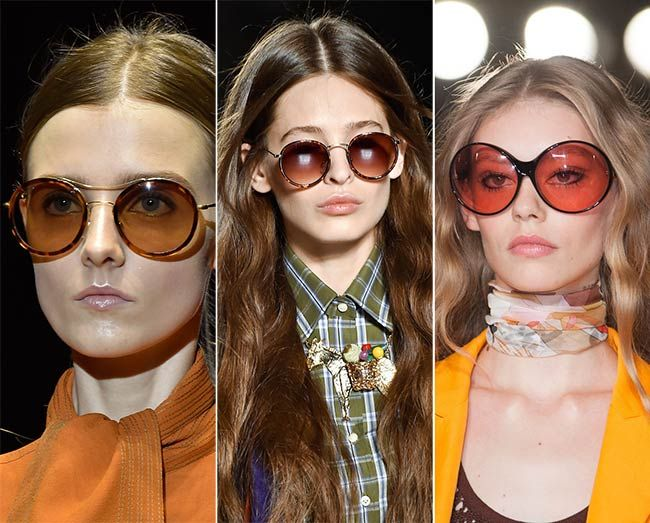 Spring/ Summer 2015 Eyewear Trends: Retro Sunglasses  #sunglasses #eyewear #eyeweartrends