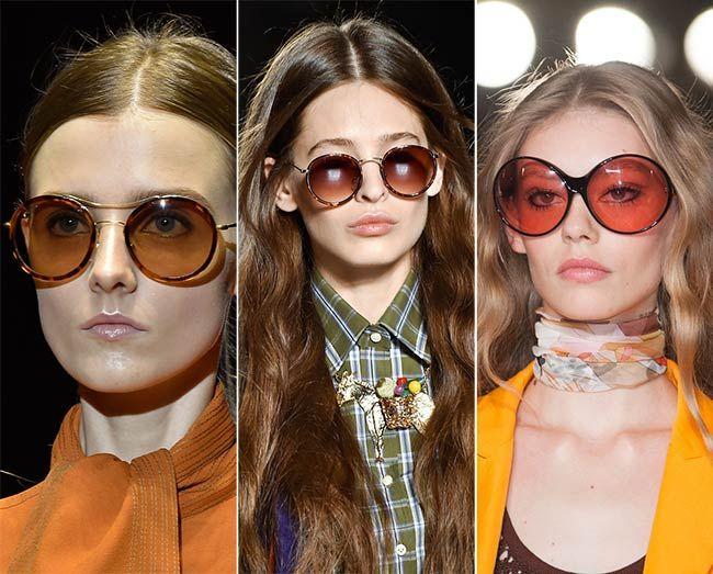 Spring/ Summer 2015 Eyewear Trends: Retro Sunglasses  #sunglasses #eyewear #eyeweartrends