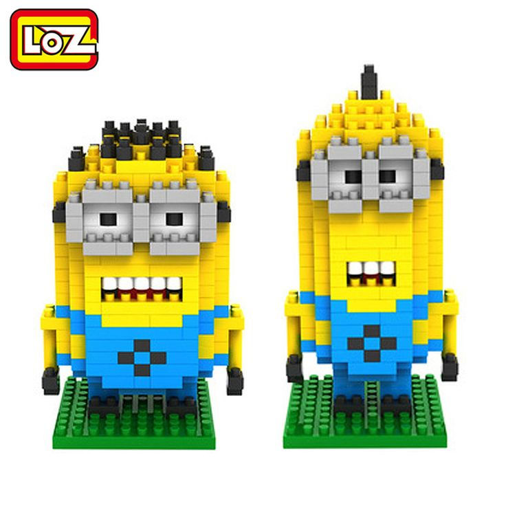 =>quality productLOZ Diamond Blocks Despicable Me Minions ABS Action Figure Building Blocks Toys Children Gift 2016LOZ Diamond Blocks Despicable Me Minions ABS Action Figure Building Blocks Toys Children Gift 2016Dear friend this is recommended...Cleck Hot Deals >>> http://id819732465.cloudns.ditchyourip.com/1692210759.html images