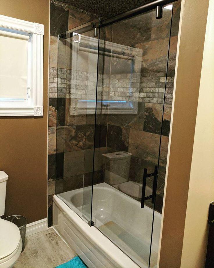 21 Best Frameless Shower Doors Images On Pinterest Shower Doors