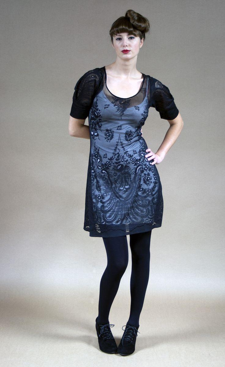 Lace Dance Dress