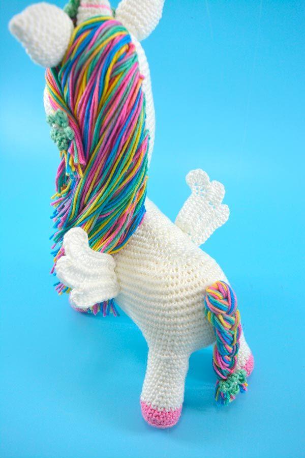 Unicórnio bola - Amigurumi   Bichinhos de croche, Bonecas, Amigurumi   900x600