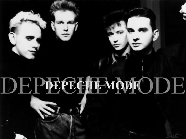 Depeche Mode..we slip and slide as we fall in love, but we just can't seem to get enough
