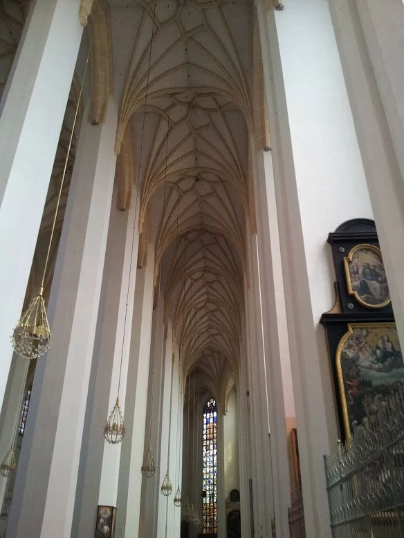 Our Lady's cathedral, Munich