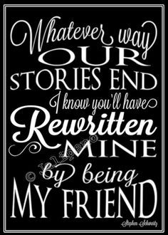 "Wicked Quote - You Have Rewritten Mine ""For Good"" INSTANT DOWNLOAD Printable…"