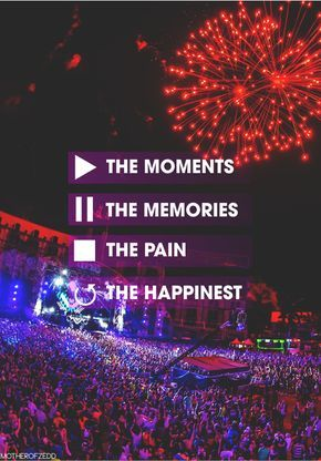 I would like to go to Tomorowland, a music festival, with my friends this summer…