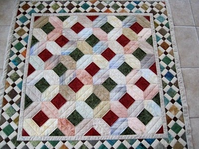 Finely Finished Quilts: Schley's Quilts