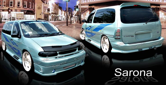 Ford Windstar Tuning Camionetas