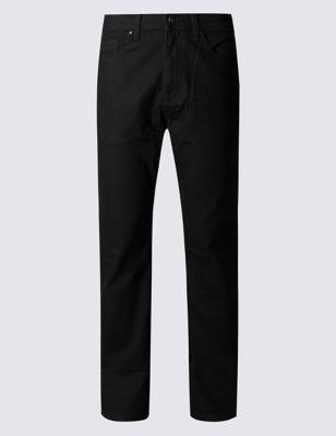 Big & Tall Regular Fit Stretch Jeans