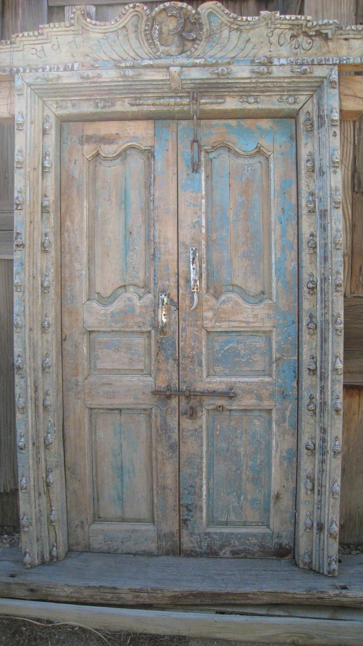 27 best Doors to the soul images on Pinterest | Windows, Old doors ...