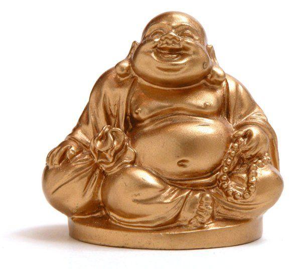 Happy Fat Buddha