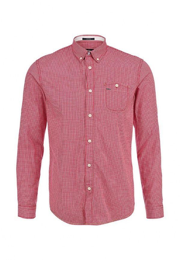 Рубашка Mavi мужская. Цвет: красный. Сезон: Весна-лето 2014. С бесплатной доставкой и примеркой на Lamoda. http://j.mp/1l4ioQI