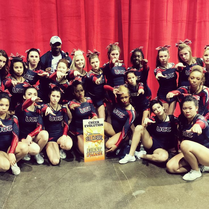 IAG 5 Panthers  Fall Classic Champions! www.ultimatecheer.ca #BeUltimate