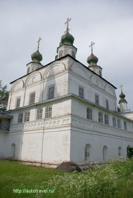 Троице–Гледенский монастырь Фотографии. Отзывы посетителей.