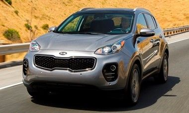 Compact SUV Comparison: 2017 Kia Sportage   Learn more about the Kia Sportage, the winner of Kelley Blue Book's Compact SUV Best Buy Award.