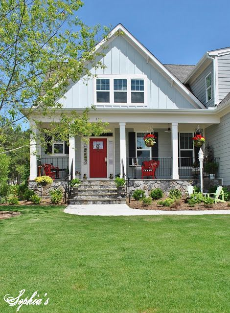 Sherwin Williams Red Door Primary Red Main House Body