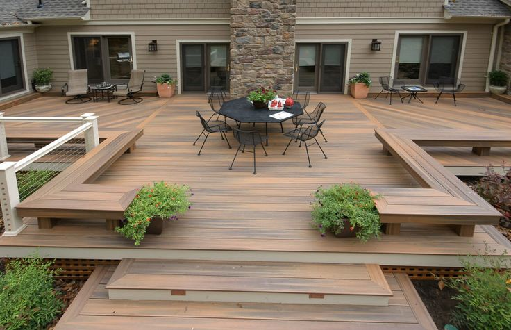 It's Springtime. Time to shop McCoy's Building Supply for supplies to help re-fresh your deck. www.mccoys.com