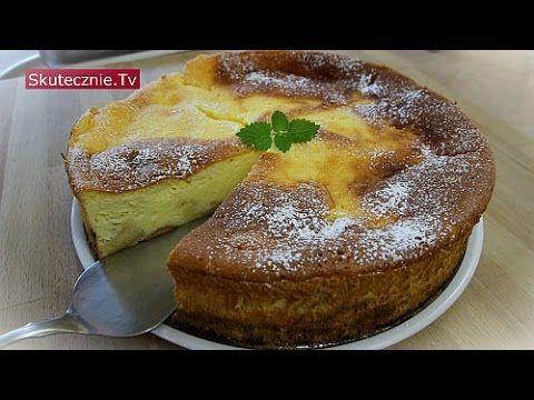 Sernik bez masła i proszku do pieczenia :: Skutecznie.Tv [HD] - YouTube