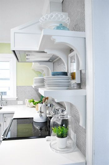 I Want A Little Dome For My Herbs! Open KitchensWhite KitchensDream ...