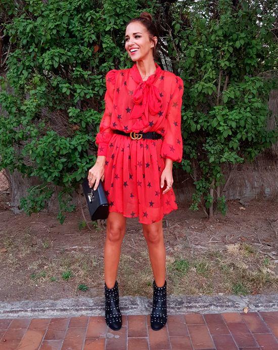 Tras la pista de Paula Echevarría » RED & STARS