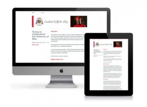 Website: Cardinal Wilfrids Blog Designed by: Sheree Conway