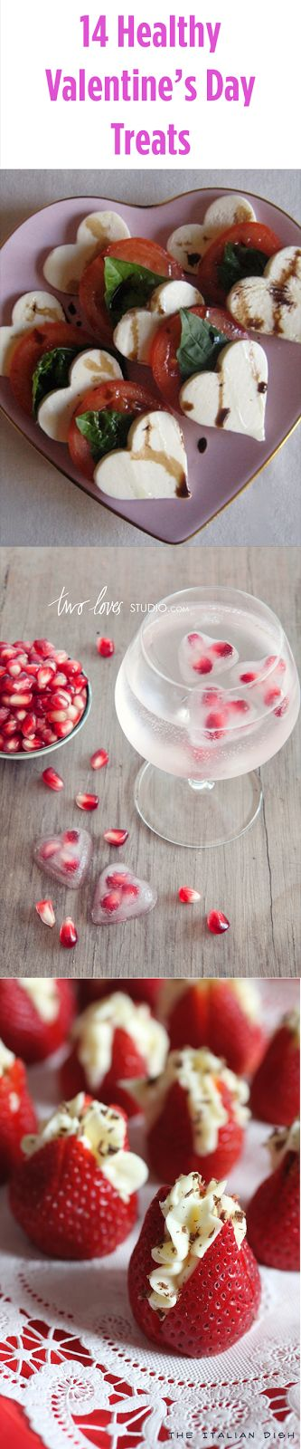 The Top 14 Healthiest Valentine's Day Treats