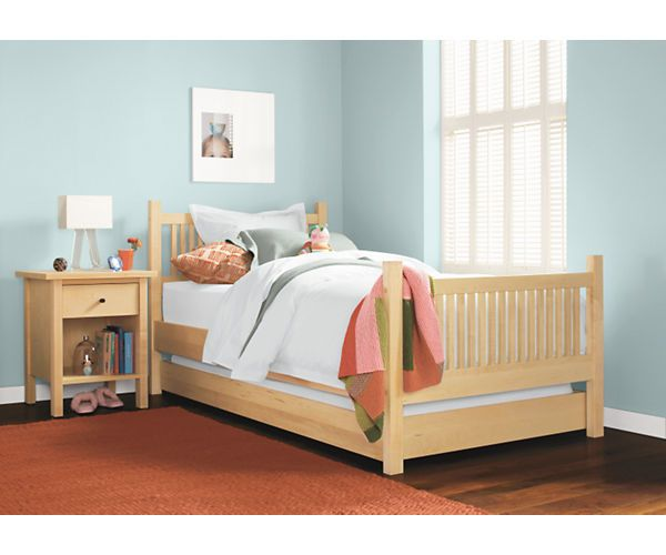 Riley Trundle Bed - Beds - Kids - Room & Board