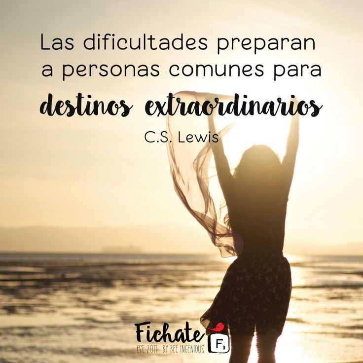 Pensemos en positivo, pensemos que las dificultades nos pueden transfromar en personas extraordinarias… :)  #Inspiration #vida #reflexión #Frasesqueinspiran